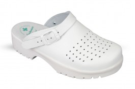 Women's and Men's Anatomico clogs 3132 white