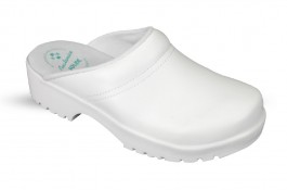 Women's and Men's Julex clogs 320 white