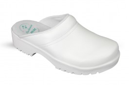 Julex Clogs 3136N white