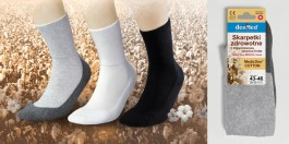 Medic Deo® Cotton socks