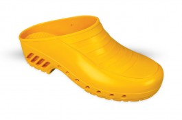 Surgical Clogs SO1-LUXOR - yellow