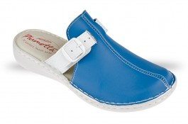 Women's Clogs Piumetta 4458 blue