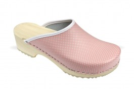 Women's Wooden clogs Anatomico CD5 rose 23.21 MK