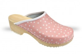 Women's Wooden clogs Anatomico CD5 rose 23.21 K