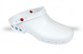 Surgical Clogs Rosato-21 White