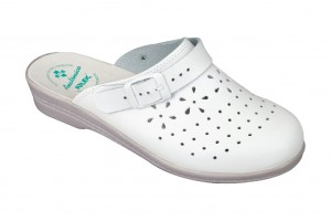 Women's Clogs Anatomico SD7 white