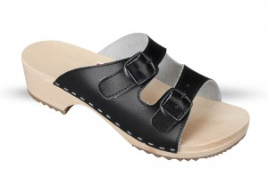 Women's Anatomico - Wooden clogs CD3-10