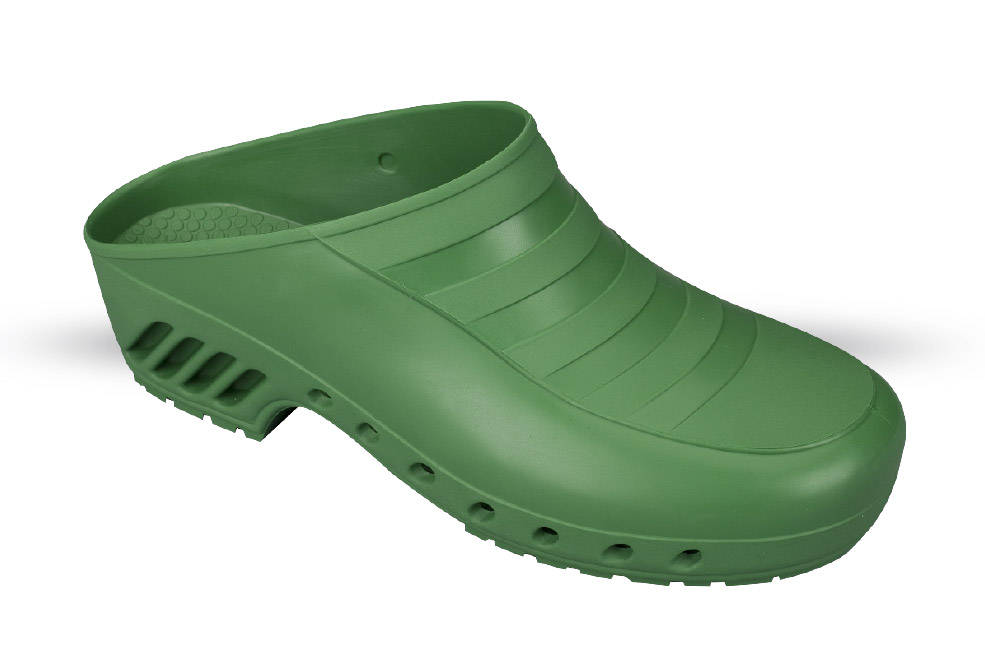 Surgical Clogs SO1-LUXOR - green