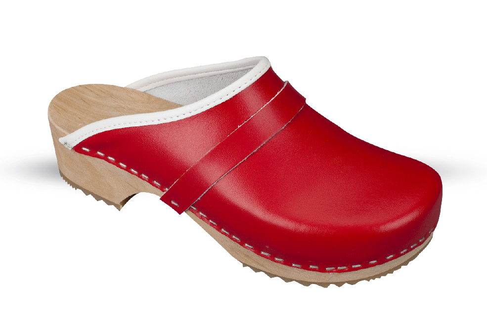 Women's Wooden clogs Anatomico - CD1-16