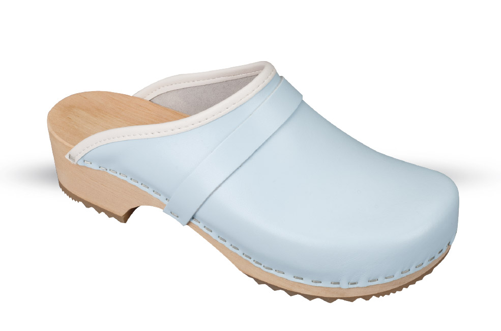 Women's Wooden clogs Anatomico - CD1-40